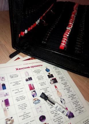 Пробники женских брендовых духов для вас в ассортименте, больше 100 брендов.7 фото