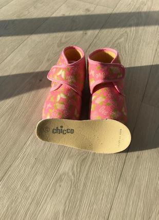 Обувь для девочки chicco