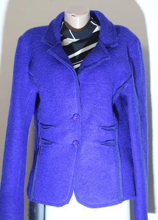 Роскошный пиджак шерсть. италия realize 52-54