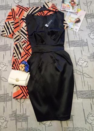 Распродажа!элегантное платье футляр, размер 10-12