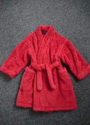 Красный халатик