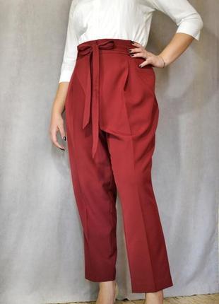 Мега модные брюки папербаги от new look