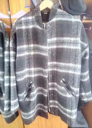 Пальто покров oversize