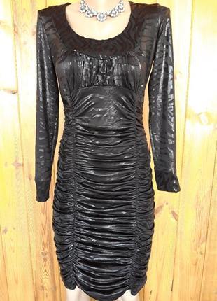 Очень красивое платье с пайетками,   идеально на новый год.