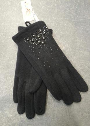 Новинка. теплые сенсорные перчатки, цвет графит
