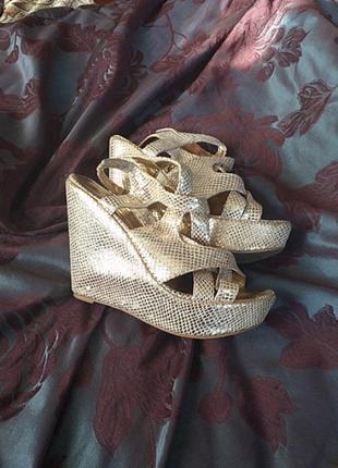 Босоножки. обувь. туфли к празднику