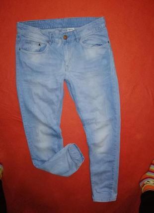 Классные женские джинсы бойфренды h&m 27/32 в прекрасном состоянии