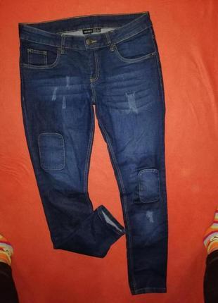 Красивые женские джинсы esmara 42 в прекрасном состоянии