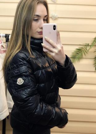 Монклер moncler пуховик пуховая куртка оригинал плащ дутик