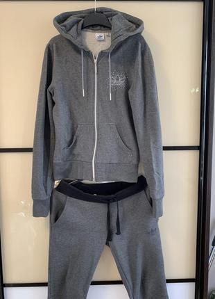 Оригинальный спортивный костюм adidas original