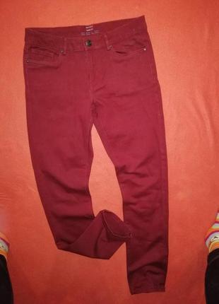 Красивые женские джинсы скинни esmara 40 в отличном состоянии