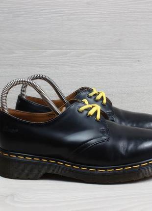 Женские кожаные туфли dr. martens 1461 оригинал, размер 36