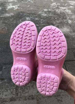 Балетки crocs оригинал с11