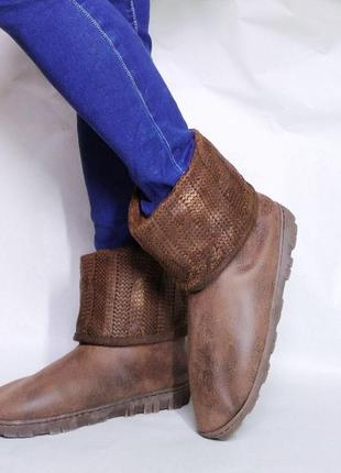 Угги ботинки сапоги cushion walk