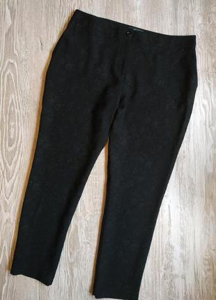 Лёгкие фактурные брюки bonmarche размер 16