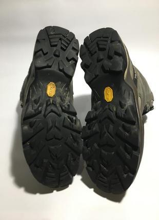 Треккинговые ботинки scarpa gore-tex, vibram р.40 original