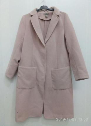 Пальто без подкладки h&m