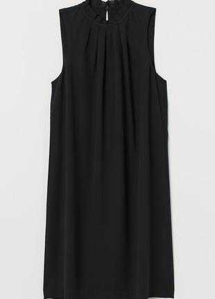 Новое черное маленькое платье h&m. размер 38