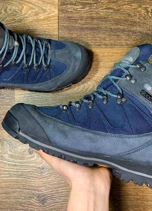 Ботинки karrimor original gore-tex han wag водонепроницаемые lowa 44