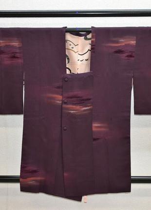 Пиджак легкое пальто хаори