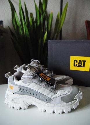 Новые кроссовки cat intruder 3 trainers (caterpillar) , размер 42