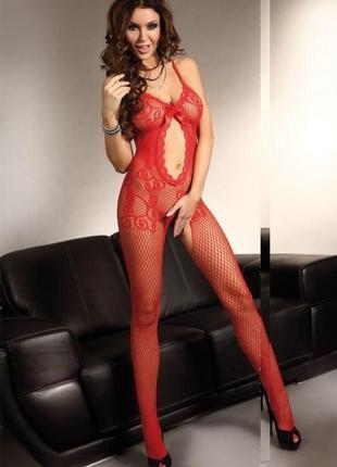 5-76 сексуальна боді сітка сексуальная боди-сетка в упаковке бодистокинг комбинезон