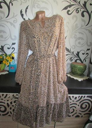 Трендовое платье