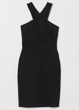 Новое стройнящее платье h&m. размер 38