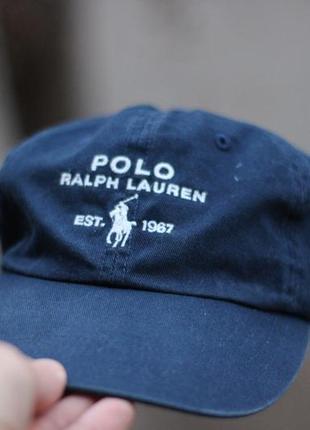Кепка polo ralph lauren оригинал