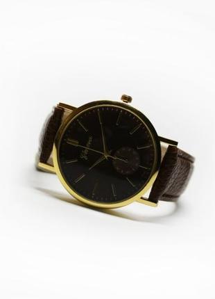 Часы geneva brown