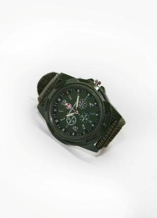 Часы genius army green