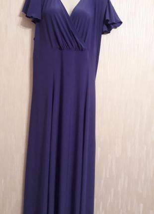 Платье новое большого размера 56-58