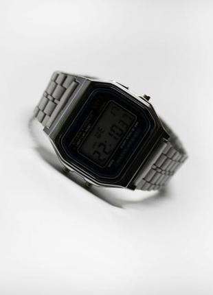 Часы vintage silver