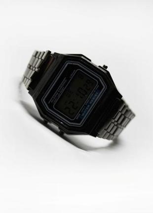 Часы vintage black