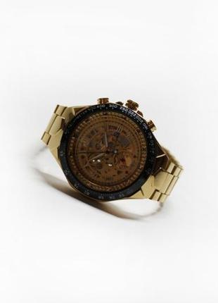Часы winner sport gold