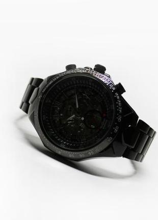 Часы winner sport black