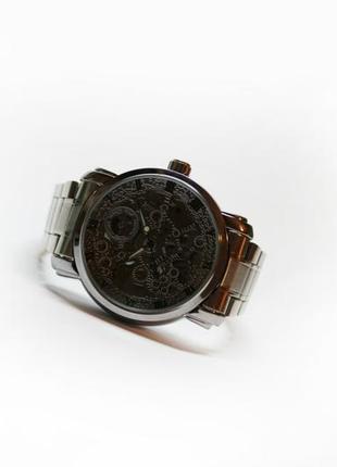 Часы winner silver classic