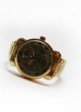 Часы winner gold classic