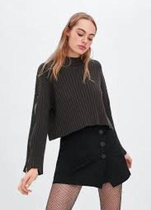 Крутые плотные юбка-шорты от zara - м - на с, м