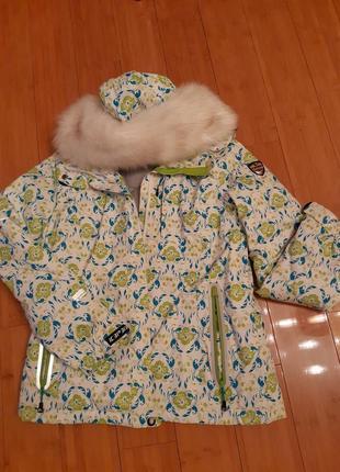 Горнолыжная куртка icepeak