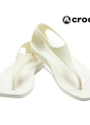 Босоножки крокс crocs sexi flip, 37, 38, 39