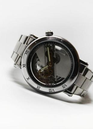 Часы forsining crystal