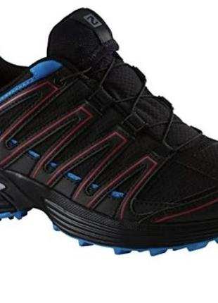 Ботинки кроссовки salomon goretex