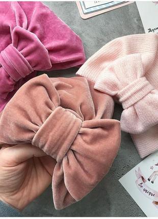 Теплый комплект для девочек
