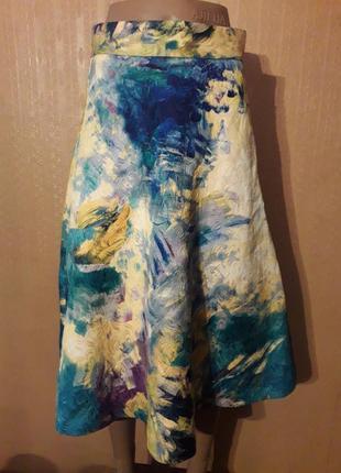 Экскюзивная юбка h&m
