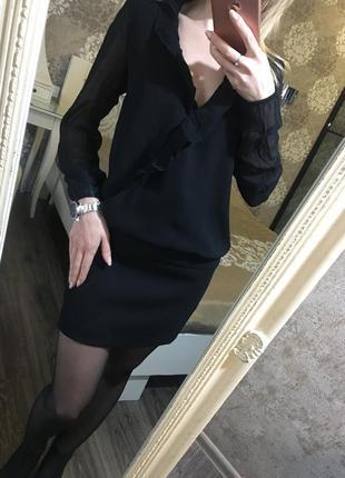 Вечернее, шелковое  платье супер качество!