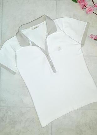 Фирменная футболка с v-образным вырезом in town, размер 46 - 48