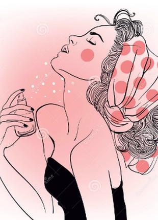 Шикарные пробники брендовой женской парфюмерии в ассортименте для вас, больше 200 брендов.