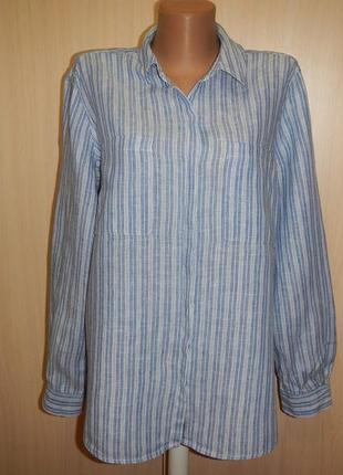 Блуза рубашка marks&spencer p.18