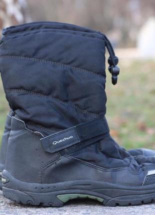 Ботинки quechua arpenaz snow 200